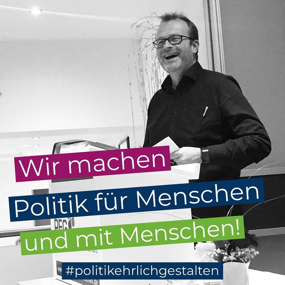 Wahlkampf Willenreuth Pegnitz 2020