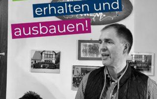 Kommunalwahlkampf Pegnitz Lobensteig