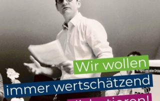 Kaltenthal Wahlkampf